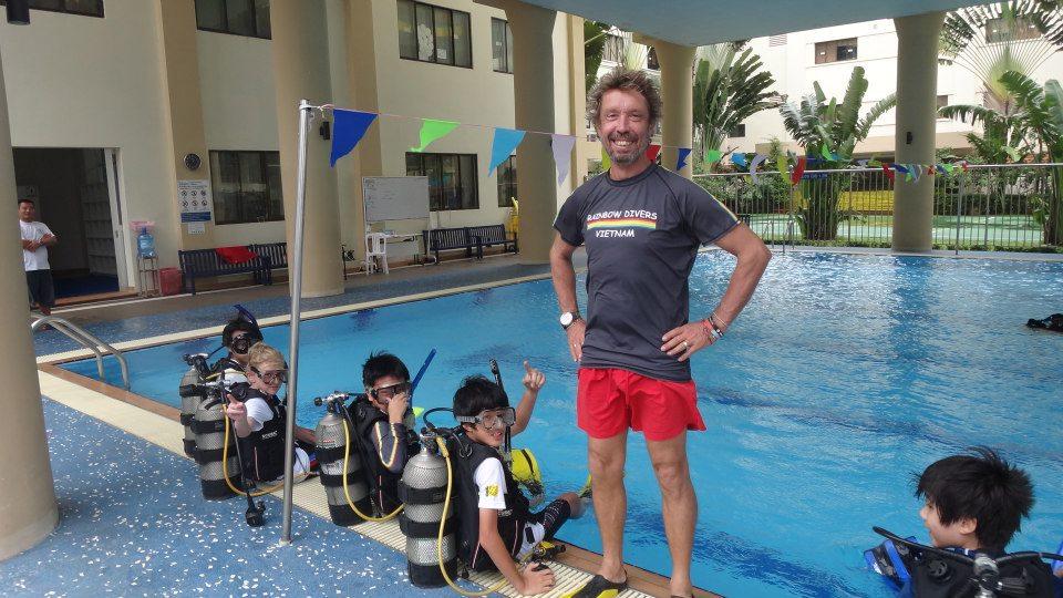 Rainbow Divers Saigon, Ho Chi Min (old Sai Gon), Vietnam - Divebooker.com