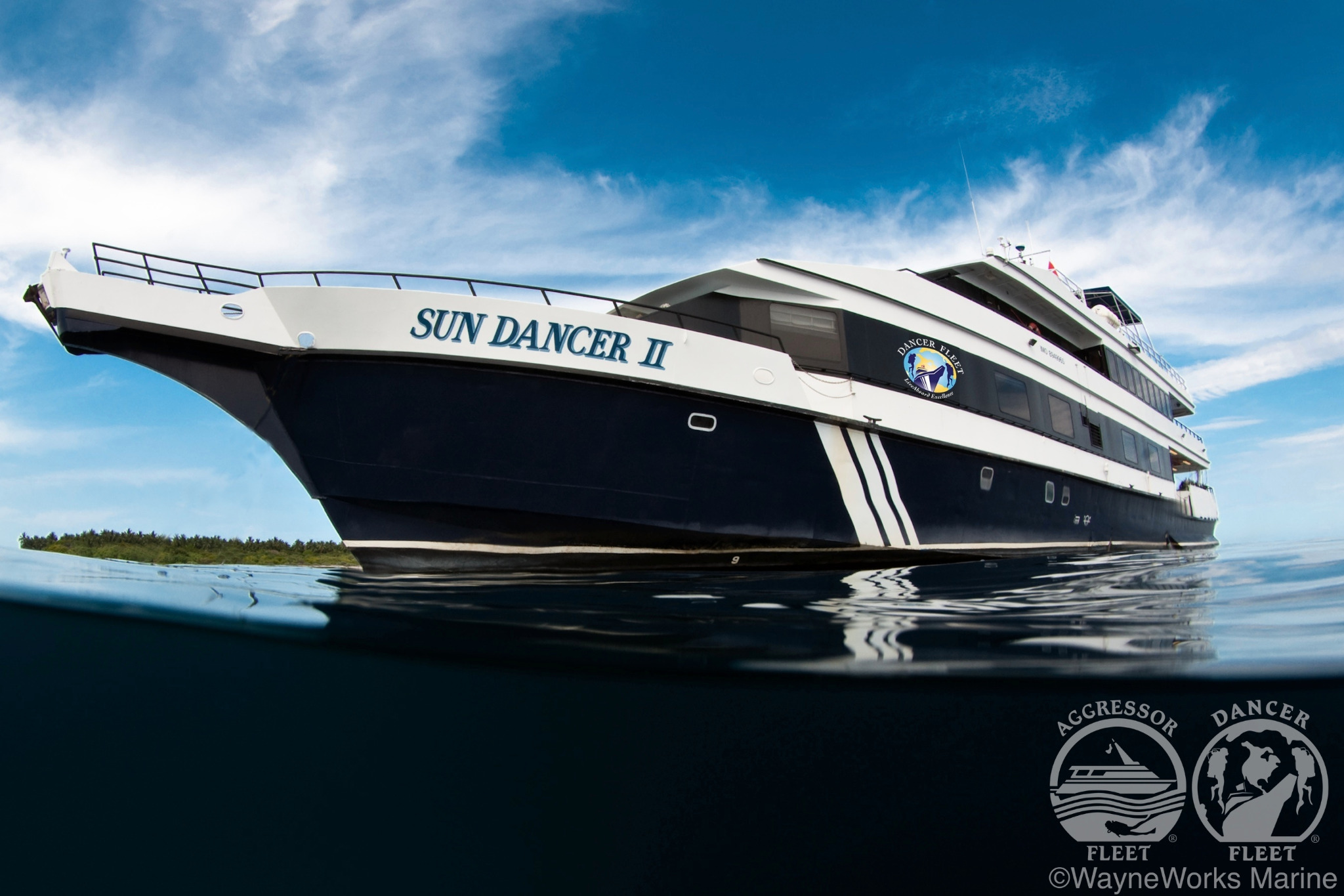 Belize Aggressor IV (Sun Dancer II)