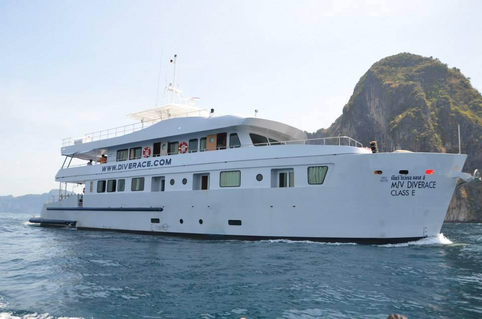 DiveRace Class E (Malaysia) Liveaboard