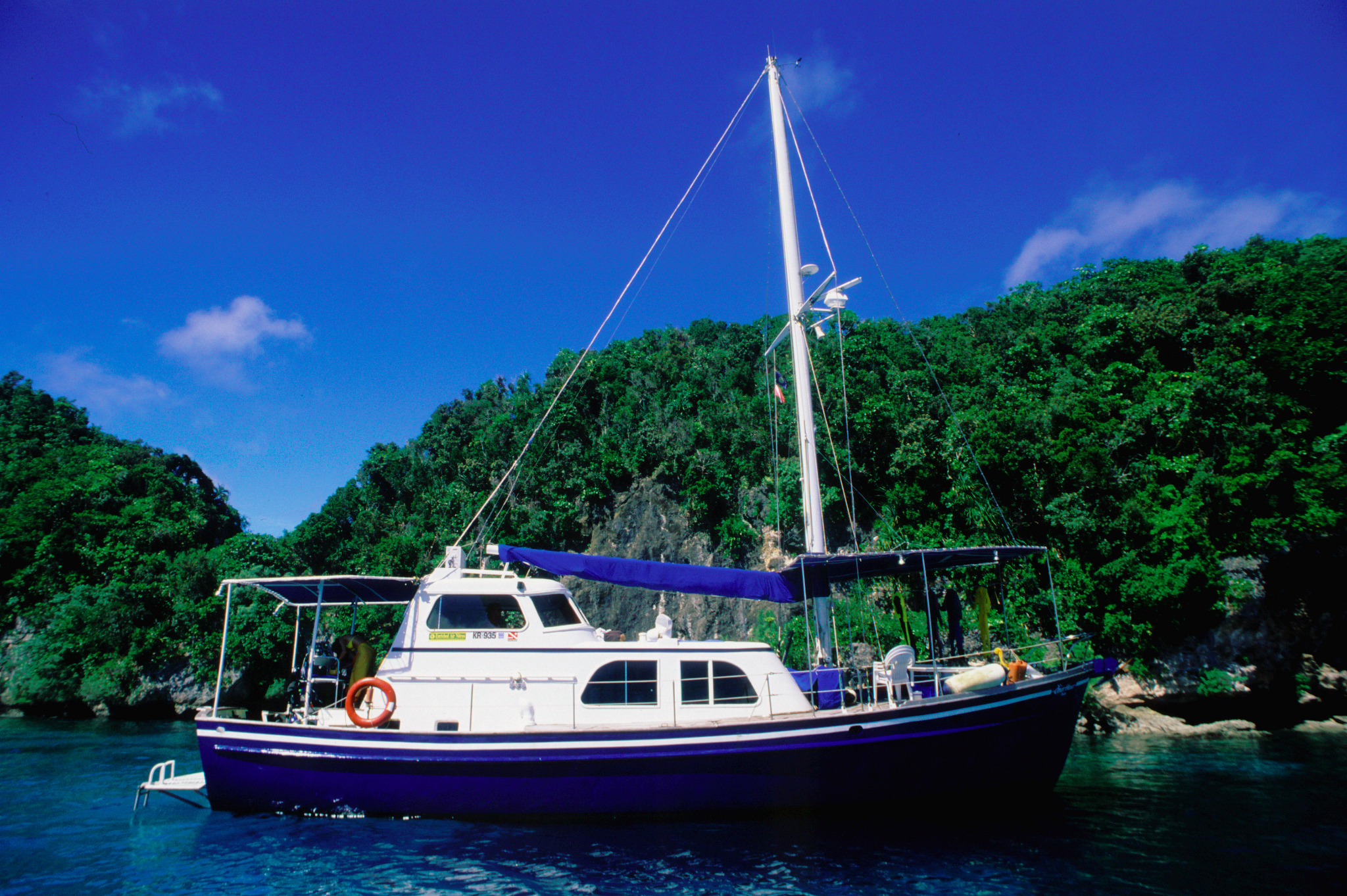 Ocean Hunter I Liveaboard