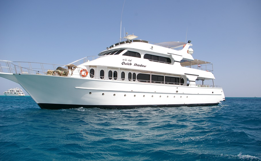 Quick Shadow Liveaboard