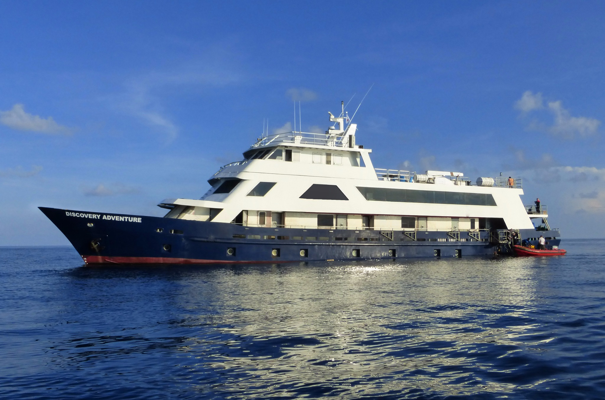 Discovery Adventure Liveaboard