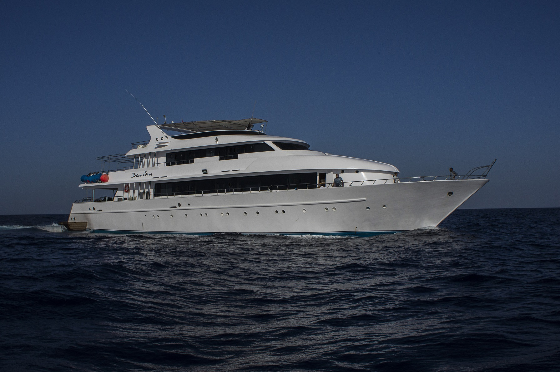 Blue Seas Liveaboard