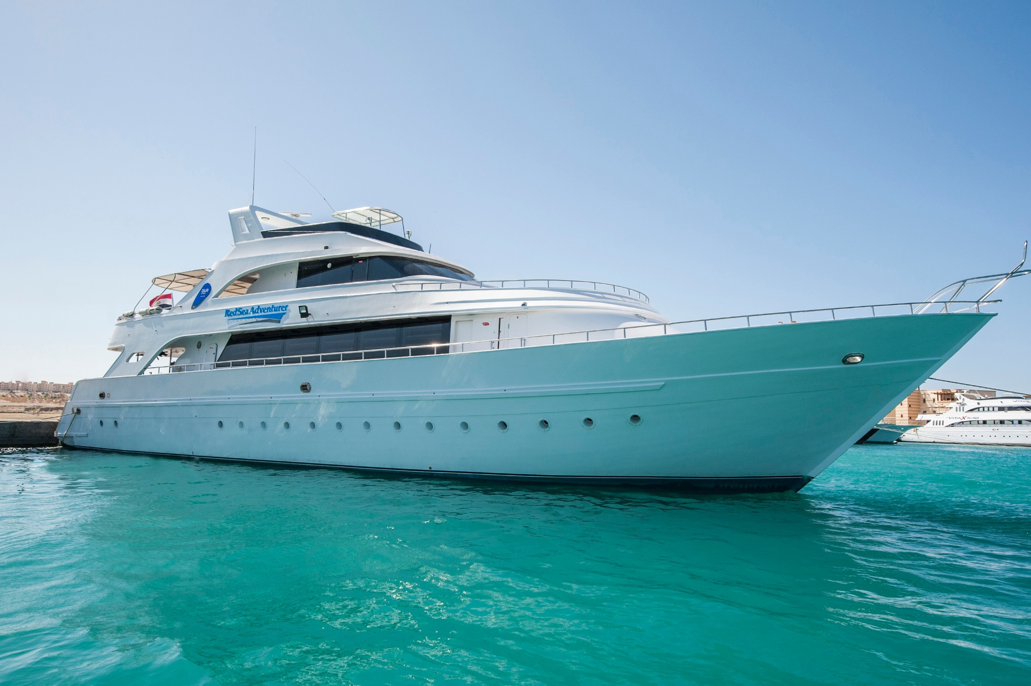 Red Sea Adventurer Liveaboard