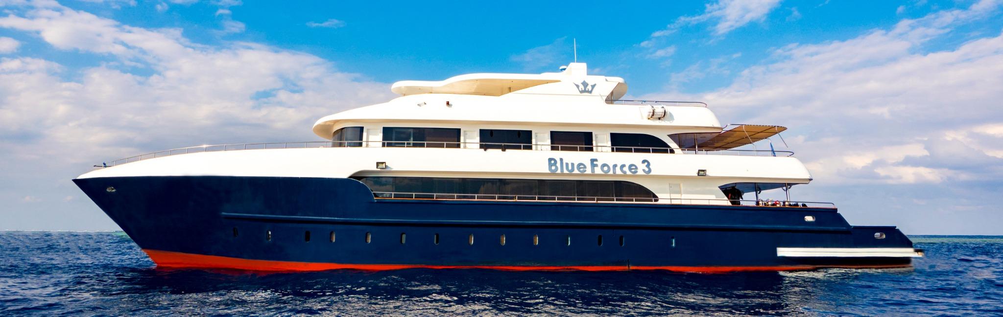 Red Sea Blue Force 3 Liveaboard