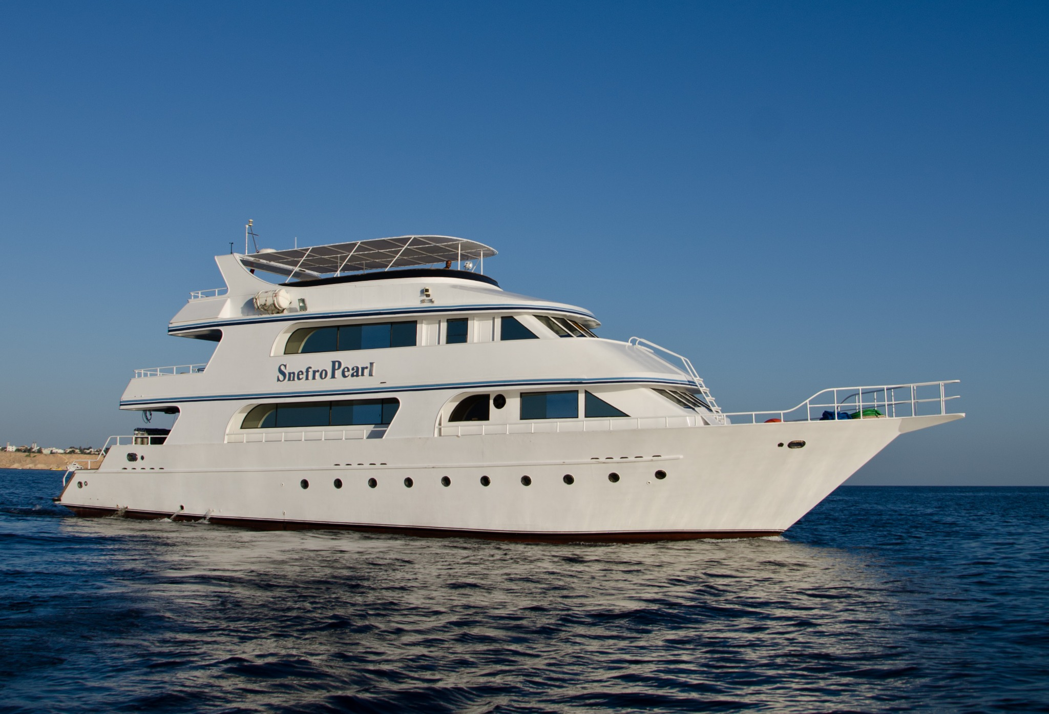 Snefro Pearl Liveaboard