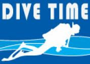 Dive Time Mauritius