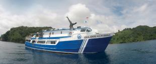Okeanos Aggressor II Liveaboard
