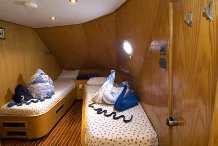Twin Berth Cabins