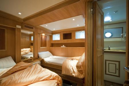 Twin Berth Cabin