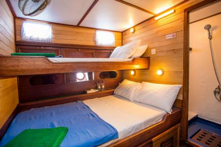 Twin/Double Cabin