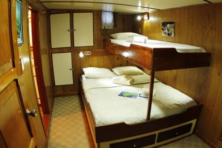 Double / Twin  Cabin