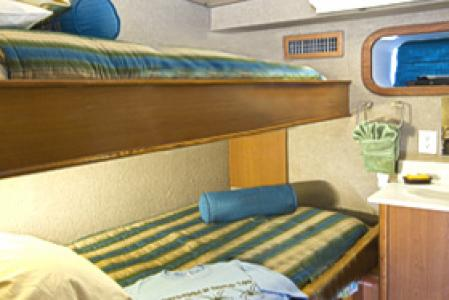 Twin Share Stateroom (#8, 9)