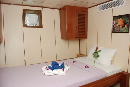 Deluxe Twin Cabin