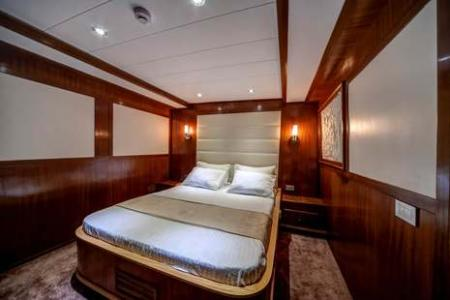 Deluxe Double Cabins