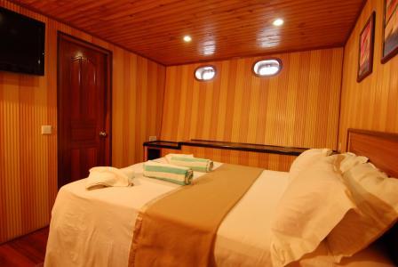 Standard Double Cabin (Upper Deck)