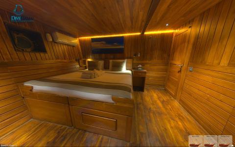 Twin/Double Cabin #3