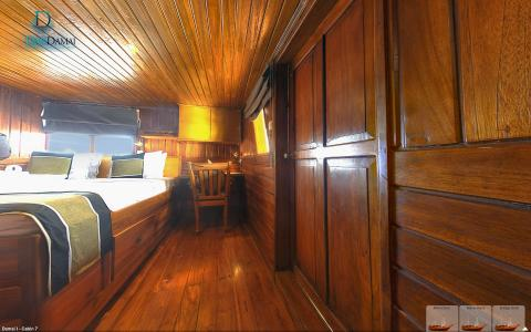 Twin/Double Cabin #7