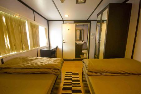 Twin Berth Cabin (Main Deck)