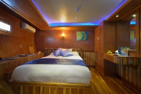 State cabin (DBL)