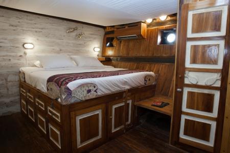 Portside Double Cabin