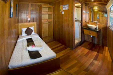 Single Cabin (Main Deck)