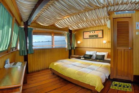 Double Cabin (Main Deck)