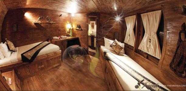 Barong (Deluxe Twin Cabin)