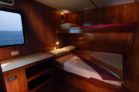 Deluxe En-suite (Main Deck)