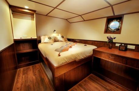 Deluxe En-suite (Lower Deck)