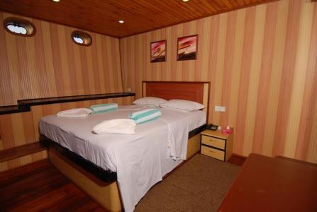 Standard Double Cabin