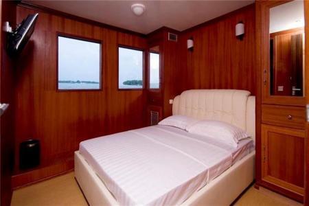 Double Cabin Ocean View
