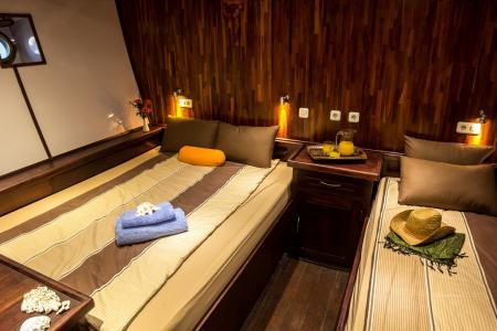 Triple Cabin (Lower Deck)