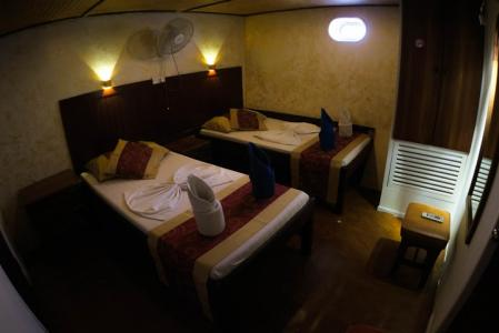 Double/Twin Cabin