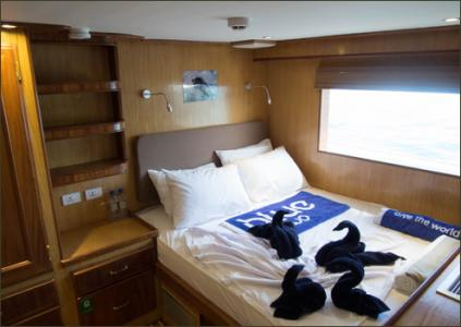 Superior Double Cabin (Main Deck)