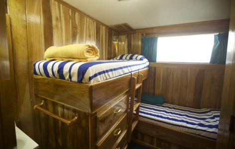 Standard Cabin with Private Bath