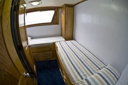 Standard Cabin with Shared Bath