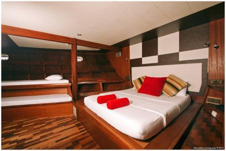 Deluxe Room (Lower Deck)