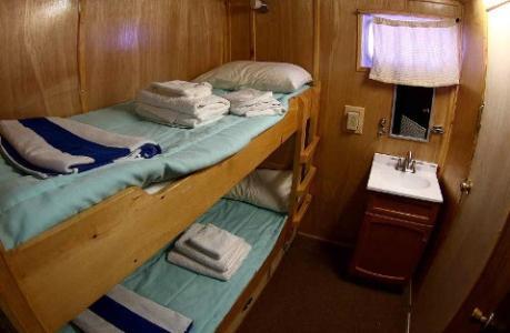 Twin Cabin (# 3,4)
