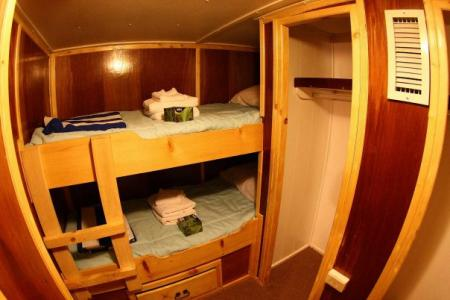 Twin Cabin (# 6, 7)