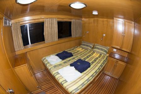 Double Cabin (Upper Deck)