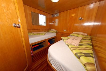 Twin Cabin (Upper Deck)