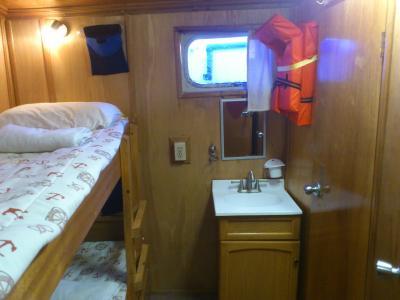 Twin Cabin (#7)