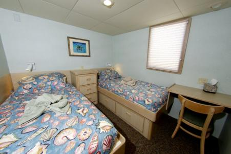 Staterooms 5-7