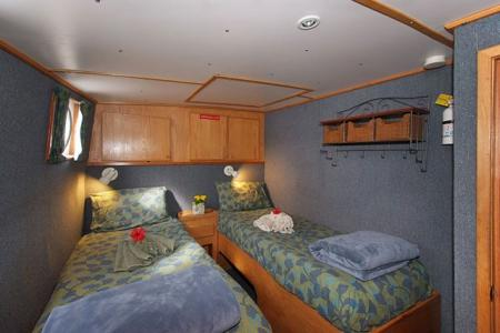 Staterooms 5 & 6
