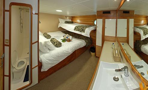 Stateroom with Additional Single Bunk