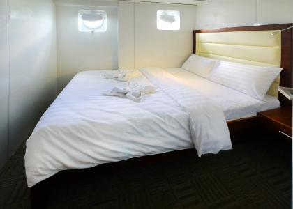 Double Cabin (Lower Deck)