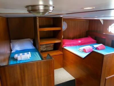 Cabin B, C
