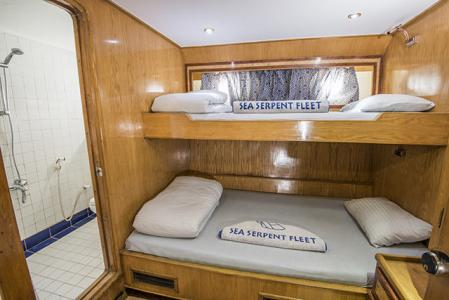 Twin Berth Cabin (Lower Deck)
