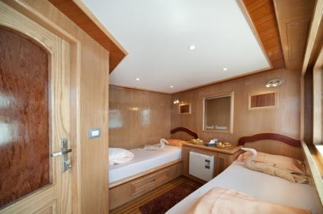 Twin Berth Cabin